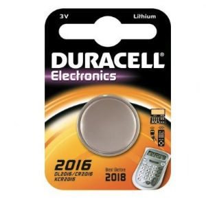 Pile DURACELL CR20 16 3V