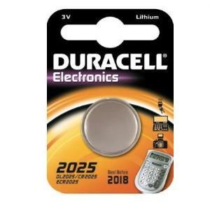 Pile DURACELL CR2025 3V