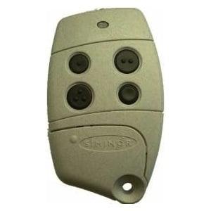 Votre t l commande de portail siminor s433 4t en quelques for Achat telecommande porte garage