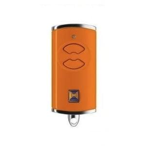 H rmann hse2 bs 868 mhz orange en 48 h prix r duit - Pile telecommande orange ...