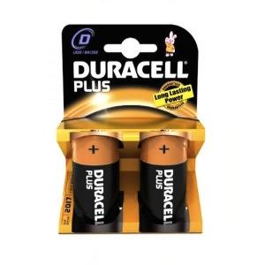 2 Piles DURACELL MN1300-D