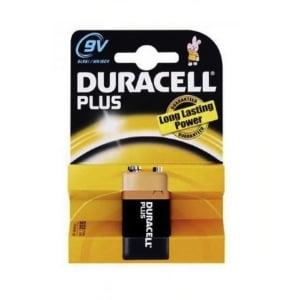 2 Piles DURACELL MN1604-9V