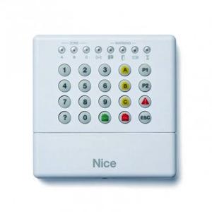 Nice HSKPS - Clavier de commande alarme