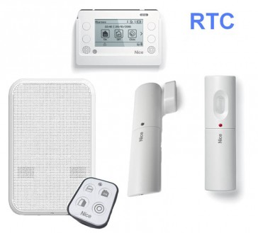 kit alarme Nice HSKIT2WFR