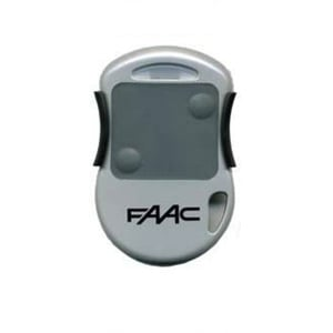 Faac dl2 868 slh en 48 h prix r duit notice de for Coque telecommande garage