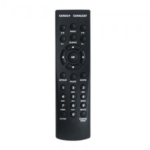 la telecommande canal plus canalsat hd wifi 05cnltel0073 en 48h piles notice de programmation. Black Bedroom Furniture Sets. Home Design Ideas