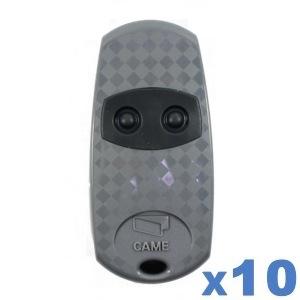 LOT-de-10-télécommandes-CAME-TOP-432EE
