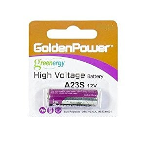 PILE GOLDEN POWER 12v