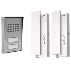 EXTEL - 710016 Interphone collectif - Multipro 3