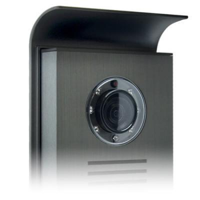 Visiophone Extel Nova Blanc platine