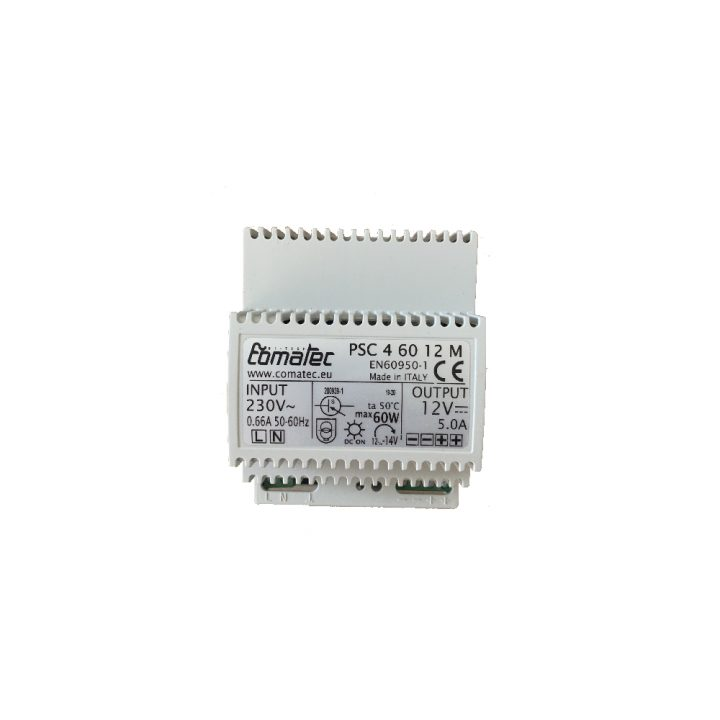 CARAL5A 12VCC ALIMENTATION 5A 12VCC